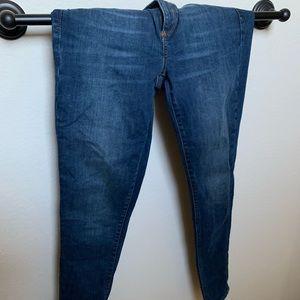 30 Tall GAP Skinny Jeans